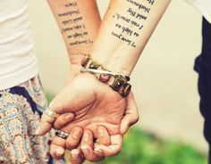 16 Tattoo Quotes That Will Leave You Feeling Inspired - Simplemost
