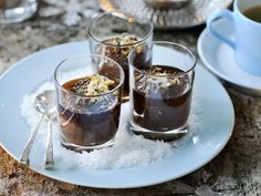 Het perfecte dessertenbuffet in glaasjes - Libelle Lekker