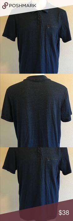 "Hurley Nike Dri- Fit Color Shirt Hurley Nike Dri-Fit Men's Shirt  Short Sleeve Front Pocket  •armpits 25"" •length 28"" -A12- Hurley Shirts"
