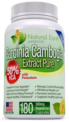Garcinia Cambogia extract is the most potent fat burning supplement that you can…