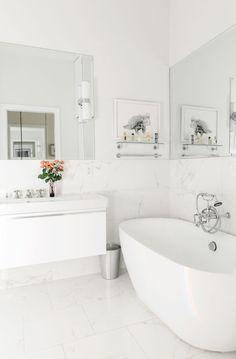 Tiny But Mighty Bathrooms White Bathroom Wall Tiathroom Ideas