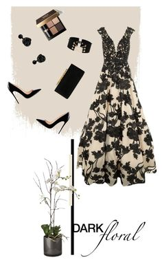 """Senza titolo #5668"" by waikiki24 on Polyvore featuring moda, Jovani, Jimmy Choo, Sia e Bobbi Brown Cosmetics"