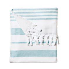 Fouta Beach Towel – Aqua #serenaandlily