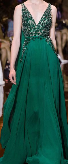 Summer gown for Cersei, Elie Saab
