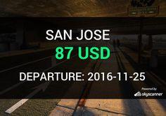 Flight from Orlando to San Jose by jetBlue #travel #ticket #flight #deals   BOOK NOW >>>
