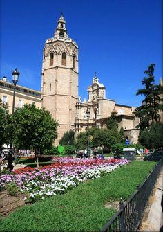 El Miguelete. Valencia, España.