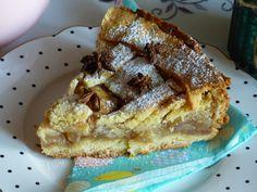 Waniliowa szarlotka/ vanilia apple pie #mniam #cake #szarlotka #applepie #pyszne #słodkości Apple Pie, French Toast, Breakfast, Food, Morning Coffee, Essen, Meals, Yemek, Apple Pie Cake