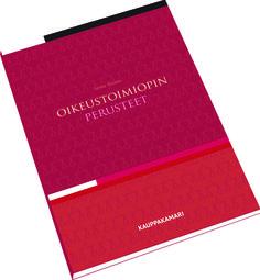 Kirjassa käydään läpi oikeustoimiopin perusteet yksittäisistä tahdonilmaisuista lähtien.