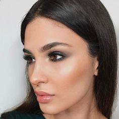 Gorgeous Makeup: Tips and Tricks With Eye Makeup and Eyeshadow – Makeup Design Ideas Makeup Trends, Makeup Tips, Beauty Makeup, Eye Makeup, Hair Makeup, Hair Beauty, Makeup Eyebrows, Makeup Geek, Makeup Ideas