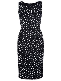Dolce and Gabbana Spotty Dress