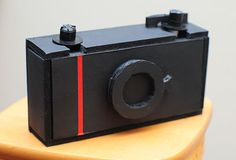 I wanted to create a cheap but more advanced camera, that had a reliable shutter, used 35mm film, could be loaded and unloaded in bright light, and could be used a lot without falling apart. So here it is!