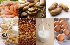 Que son las Alergias ? Sintomas, Alimentos mas comunes, tratamientos, como un bebe expresa sintomas de alergias.