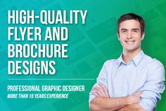 Design A Professional Flyer, Postcard Or Brochure ~ Graphic Fiverr Brochure Design, Flyer Design, Promotion, Layout, Design Services, Brochures, Flyers, Banner, Graphic Design