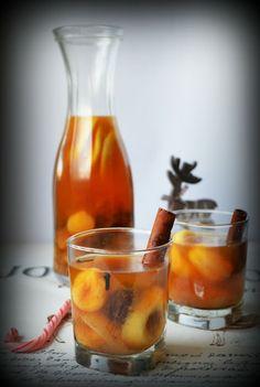 kompot z suszu, dried fruit compote