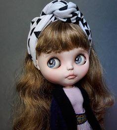 Blythe Custom ooak doll