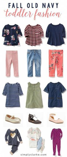 Fall Old Navy Toddler Fashion Simply Clarke Toddler Girl Outfits Clarke Fall Fashion Navy simply Toddler Baby Girl Fall, Toddler Girl Fall, Old Navy Toddler Girl, Toddler Girl Style, Baby Boy, Toddler Boys, Girls Fall Fashion, Little Girl Fashion, Toddler Fashion