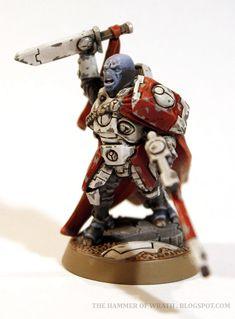 The Hammer of Wrath: SHOWCASE: Cadre Fireblade