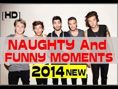 ▶ One Direction - NAUGHTY And FUNNY MOMENTS [HD][New] 2014 - YouTube