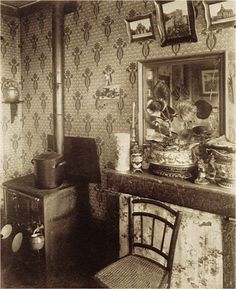 1910 interior design - Google otsing
