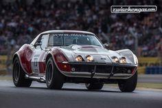 Chevrolet Corvette C3 (1969) - Le Mans Classic 2014 (Plateau 5)  © Daniel Reinhard für Zwischengas