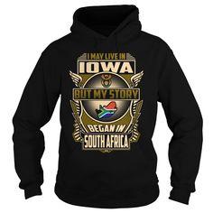 South Africa-Iowa