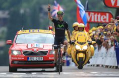 Rui Costa claims second win at Tour - Cycling