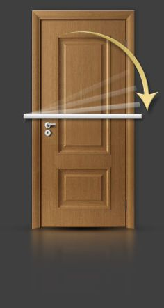 Most people just don't understand how easy it is to kick in a door. Bar-ricade makes it virtually impossible! Don't be a victim of home invasion.