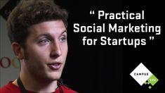 "Social Media Strategies. ""Practical Social Media Marketing for Startups""..."