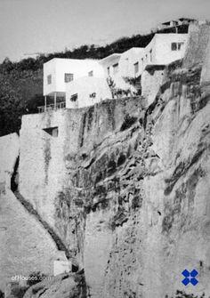 Villa Oro, Napoli - Luigi Cosenza e Bernard Rudofsky