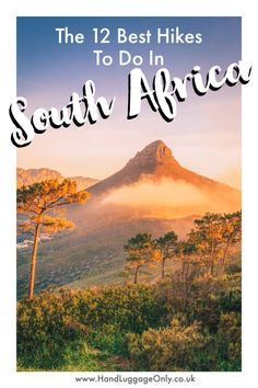 The 12 Best Hikes In South Africa You Have To Experience - Hand Luggage Only - Travel, Food & Photog Africa Destinations, Top Travel Destinations, Places To Travel, Places To Visit, Nightlife Travel, Holiday Destinations, Travel Photography Tumblr, Photography Beach, Food Photography