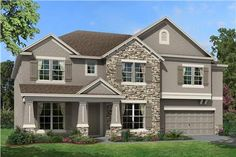 New Homes in Riverview - Grandshore II - M/I Homes Tampa