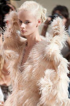 Iris Van Herpen Haute Couture F/W 2013 www.foreveryminute.com Luxury Silk Lounge and Sleepwear