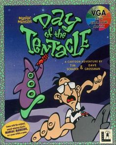 day of the tentacle #retrogames