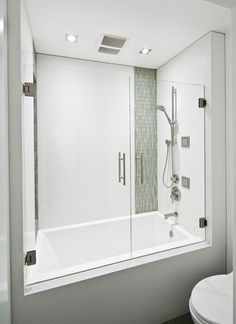 13 best frameless bathtub screens images glass bathtub bathroom rh pinterest com