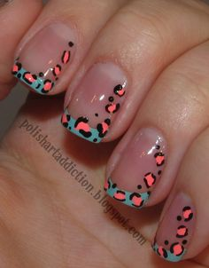 flip flop nail art | ... china glaze flip flop fantasy and kiss nail art striper in black