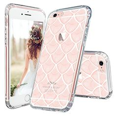 iPhone 6 Case, iPhone Clear Case, MOSNOVO White Tassel Henna Lace Clear Design Printed Transparent Plastic Hard with Soft TPU Bumper Protective Phone Case Cover for Apple iPhone 6 Inch) Pretty Iphone 7 Cases, Cases Iphone 6, Iphone 7 Covers, Iphone Cases For Girls, Phone Cover, Iphone 7 Plus, Apple Iphone 6s Plus, Apple Coque, Coque Iphone 6