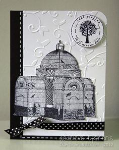 StampingMathilda: Black & White - 106