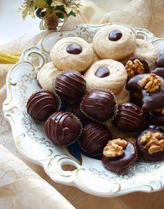 La cuisine creative: Ljubicini svečani kolačići (1.deo)