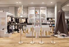 墨尔本Bardot Junior服装旗舰店概念设计 设计圈 展示 设计时代网-Powered by thinkdo3