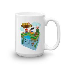 Mario Adventure Mug