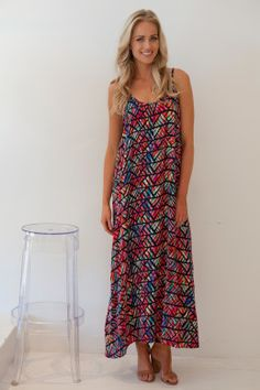 Nest Picks Impact Maxi Dress - Womens Maxi Dresses - For everything but the girl