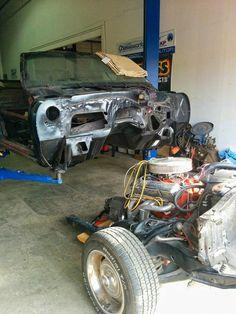best camaro restoration shop