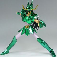 Chevalier du Zodiaque, figurine Shiriu