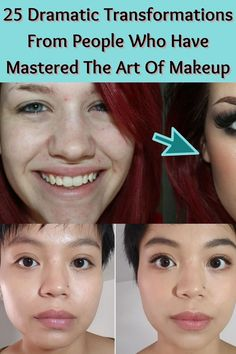 #Dramatic #Transformations #People #Mastered #Art #Makeup Loreal Pro Glow, Pro Glow Foundation, Cool Ear Piercings, Geometric Nail Art, Gender Reveal Party Decorations, Amazing Wedding Cakes, Edgy Hair, Nude Makeup, Purple Eyeshadow