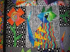 Those Crazy Catz Quilt by Buggy Barn. I love this. Goes on my to do lost!!!