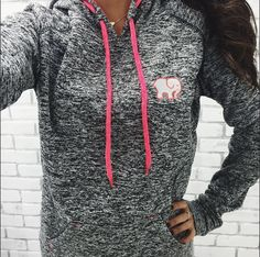 6f017e788 Electric Charcoal Hoodie by Ivory Ella - Good Clothes For a Good Cause