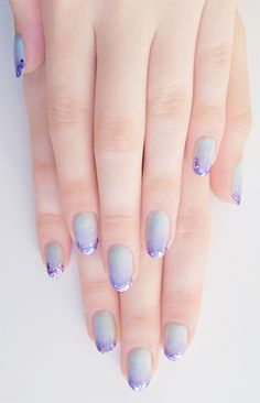 Glitter Pastel