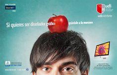 UDI - Diseño Gráfico - Si quieres ser un diseñador gráfico, apúntale a la manzana