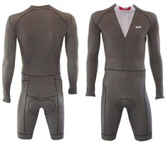 The Lycra men's evening suit, for those with a sense of humour from $150