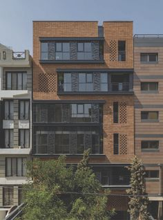 Niloofar Apartment  / Alidoost and Partners